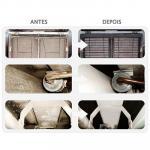 Limpeza e higienização ar condicionado
