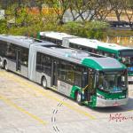 Manutenção de ar condicionado de ônibus