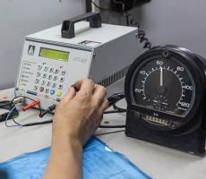 Aferição de cronotacógrafo